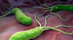 Ülser tedavisinde kullanılan antibiyotikler