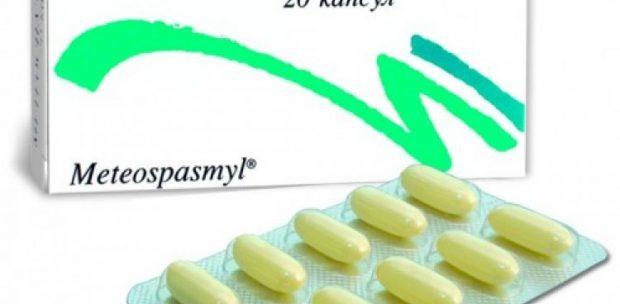 Gaz giderici ilaç meteospasmyl